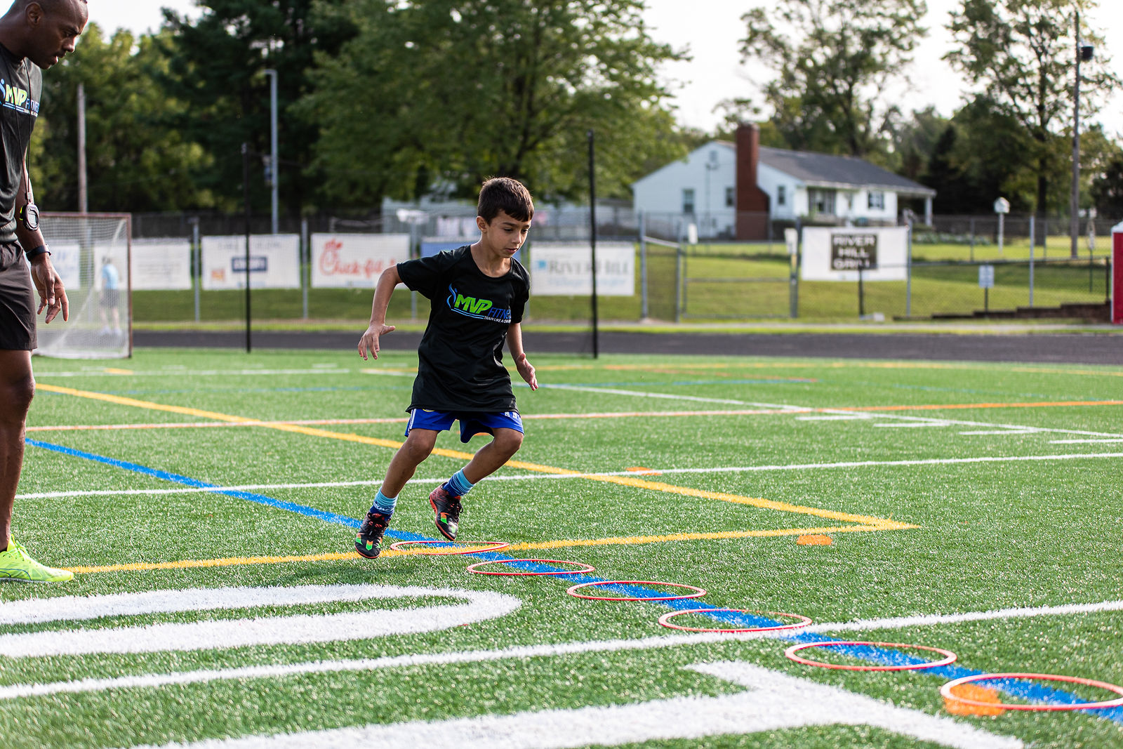 Soccer Nico Drill